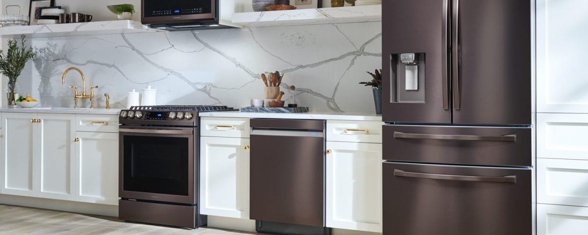 2019 Samsung Kitchen Appliances