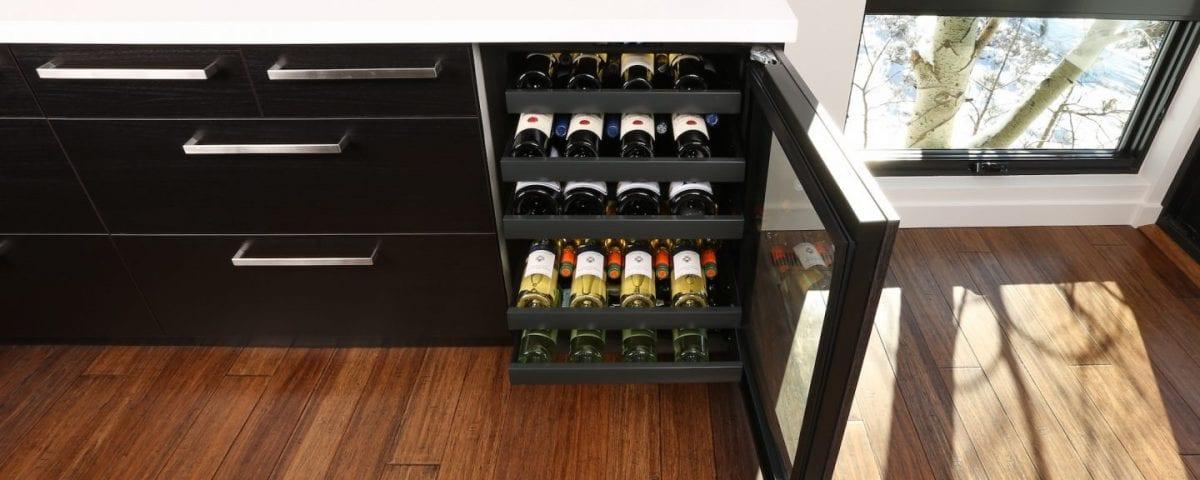 Uline Under Counter Wine Fridge