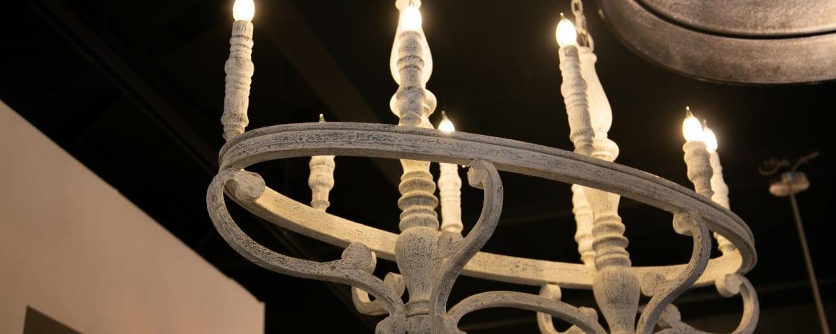 Hanging Farmhouse Light Fixture